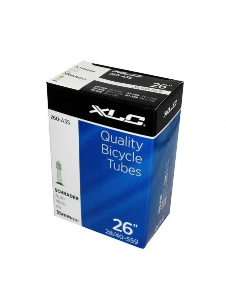 "Камера XLC, 26"" x1.0/1.5 (25/40-559) AV35мм"